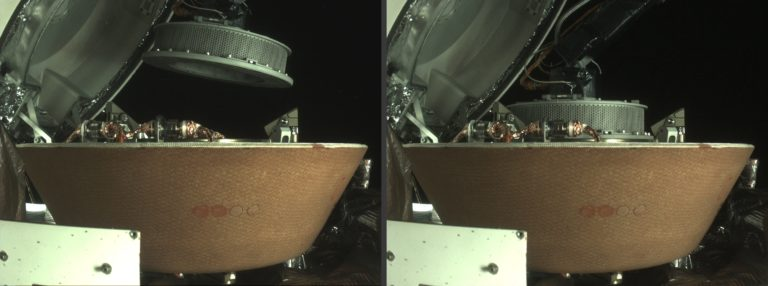 The Osiris-Rex probe takes samples.  Astroid is in the spotlight for NASA researchers - also because it can provide clues about the origin of our solar system.  Photo: NASA