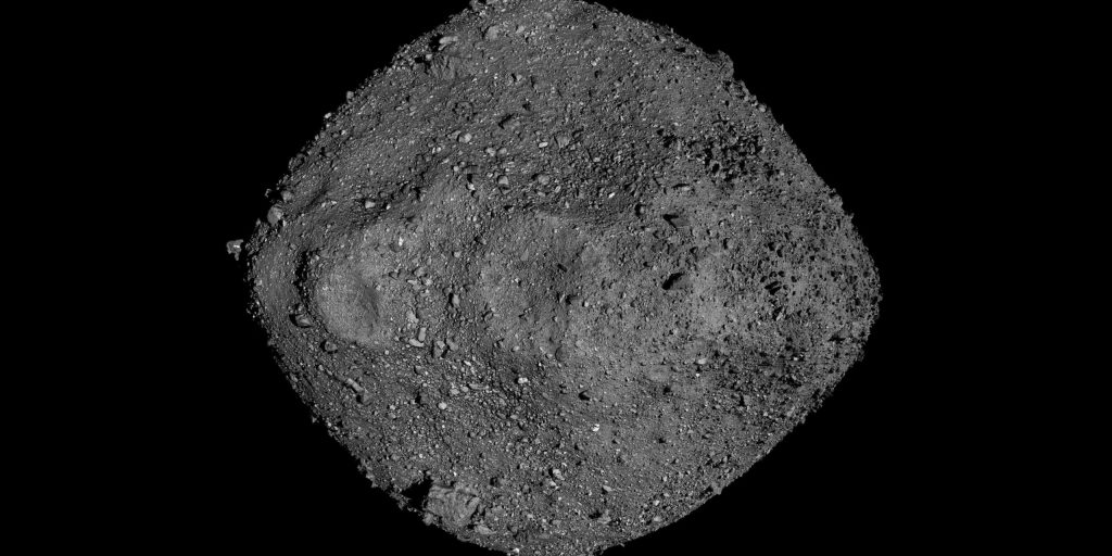 Asteroid Bennu: Researchers calculate the date of the collision