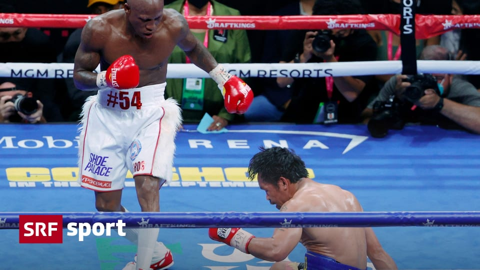 More sports news today - Pacquiao may lose the final battle - Sports