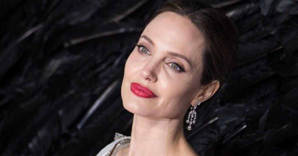 Of all the people, Angelina Jolie broke Jennifer Aniston's record