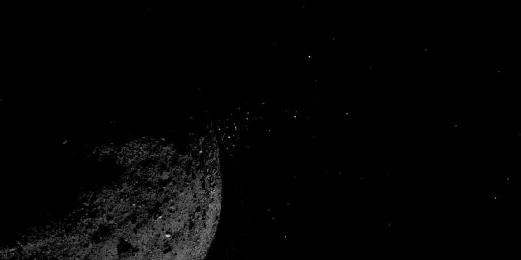Mit Asteroiden-Probe - «Osiris-Rex» auf dem Weg zurück zur Erde