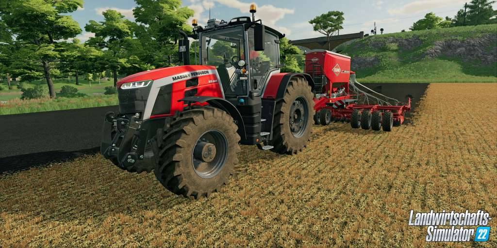 Farming Simulator 22: Details of the new gameplay trailers