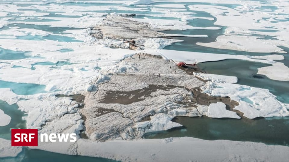 North Greenland rock - Researchers discover the northernmost island in the world - News