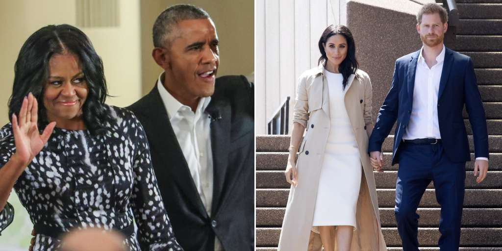 Meghan Markle and Harry ask for forgiveness from Obama!