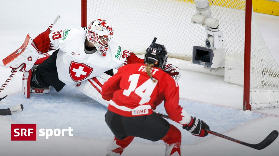 0: 4 defeat in the World Cup semi-final - Switzerland failed after a difficult battle against Canada - sport