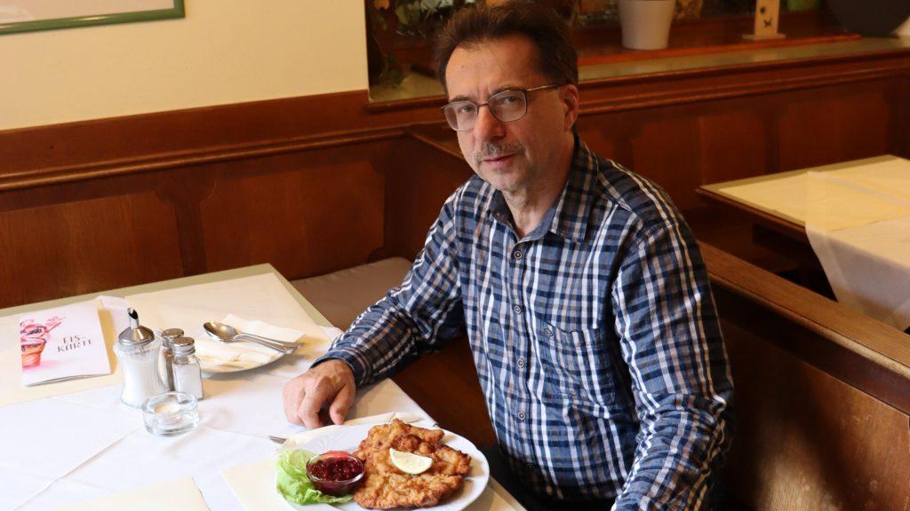 Online Falstaff vote - Schützenwirt schnitzel came in second