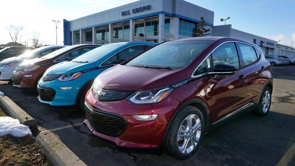 A Billion Dollar Cost: GM Should Recall All Chevrolet Bolts