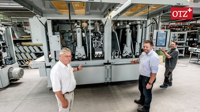 A machine from Gotha for 480 thousand euros goes to the United States |  Business