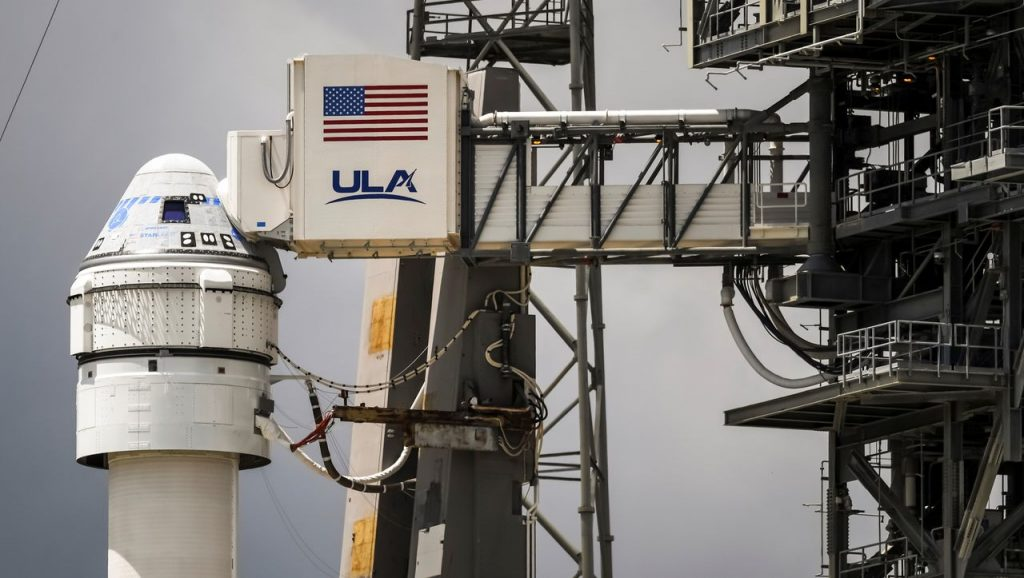 """A setback for Boeing: The """"Starliner"""" test flight to the International Space Station has been postponed again"""