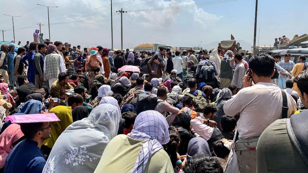 Afghanistan: Swiss evacuation flight postponed