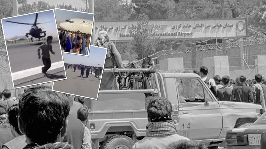 Afghanistan: Taliban celebrate US weapons