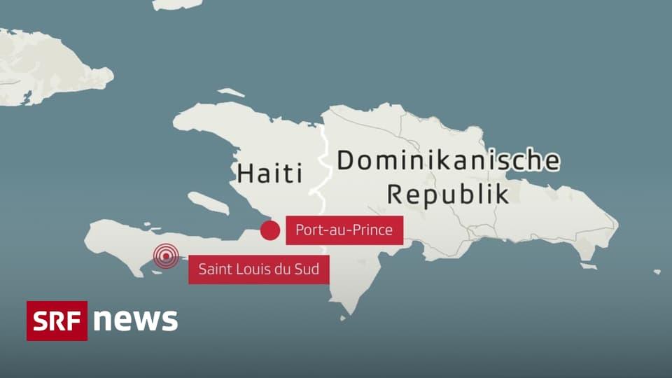 After a violent earthquake - Haiti: Civil Defense reports at least 29 dead