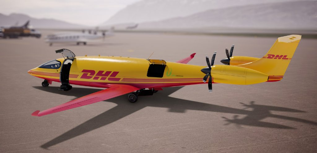 Alice's Twelve Orders: DHL Express Builds an Electric Freight Fleet