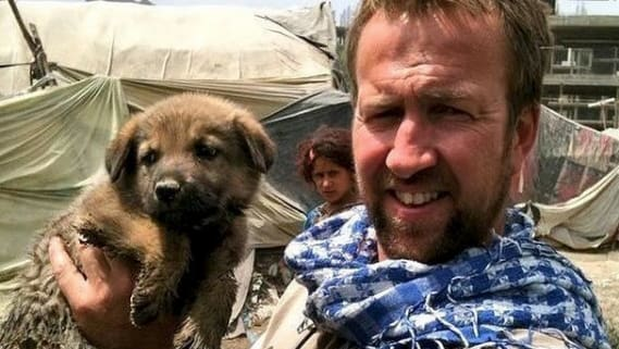 Animal rescue in Kabul - Documents from animal rights activists are not accepted