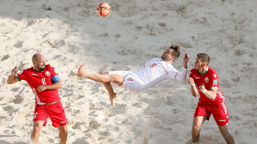 Beach Soccer World Cup: Switzerland meets Russia in the semi-finals