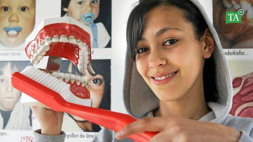 Chalk teeth in children in Thuringia is a new and widespread disease |  Threads