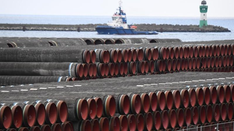 Energy - Schwerin - The US government imposes new sanctions on the Nord Stream 2 economy