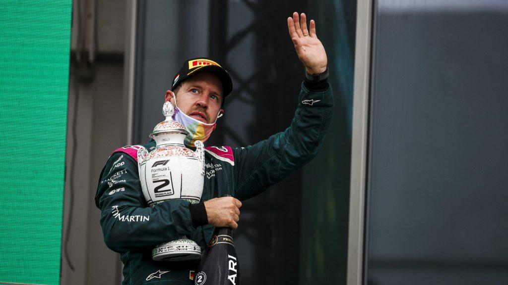 Formula 1: Sebastian Vettel still ineligible