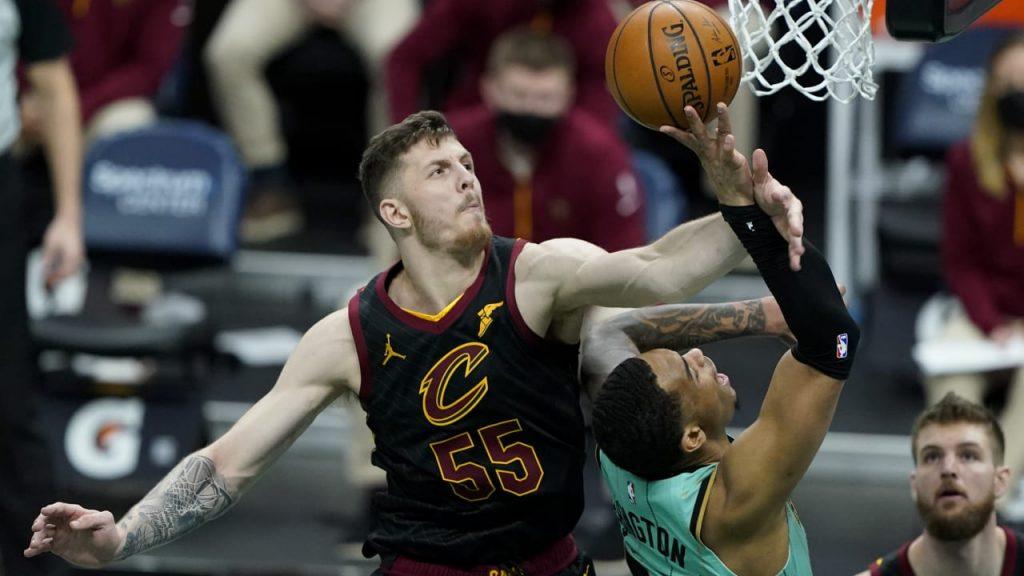 Hummer rumors about German NBA giant Isaiah Hartenstein - US Sport