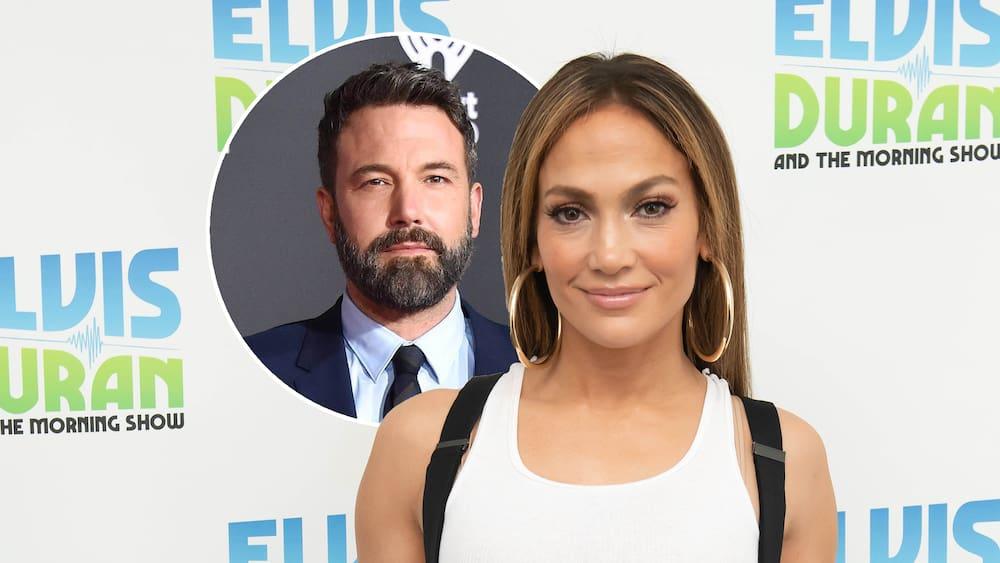 Jennifer Lopez is said to be watching her boyfriend Ben Affleck