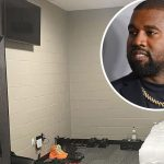 Kanye West lives in small rooms