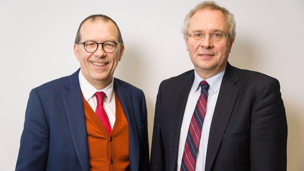 Luk Tak and Stefan Hasplag resigned immediately
