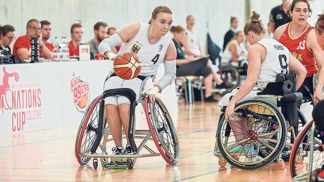 Men's wheelchair basketball: tough tasks for German men - sport