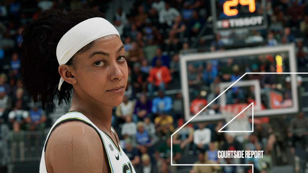 NBA® 2K22 The W brings new features to PlayStation 5 and Xbox Series X    S.
