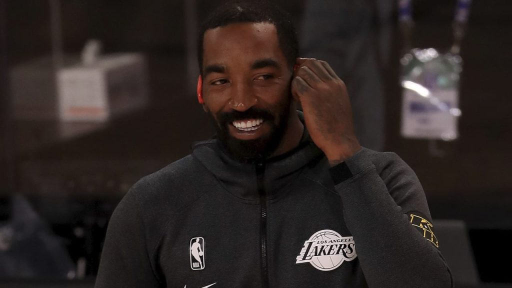 NBA Champion JR Smith goes to college at age 35 - to play golf!  - American sports