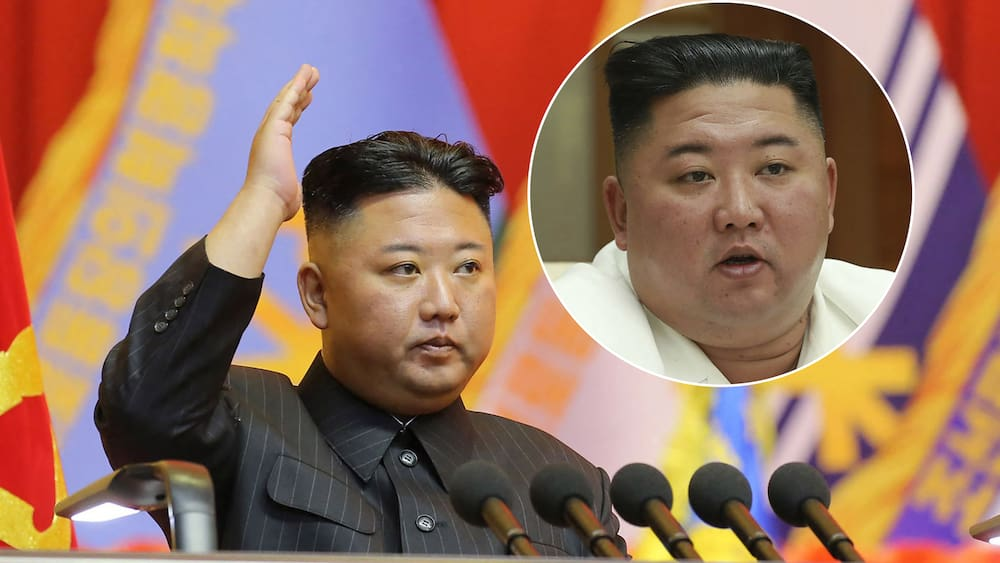 North Koreans are not allowed to talk about Kim's weight