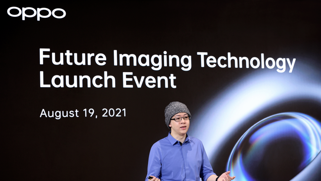 Oppo wants to revolutionize smartphone photography