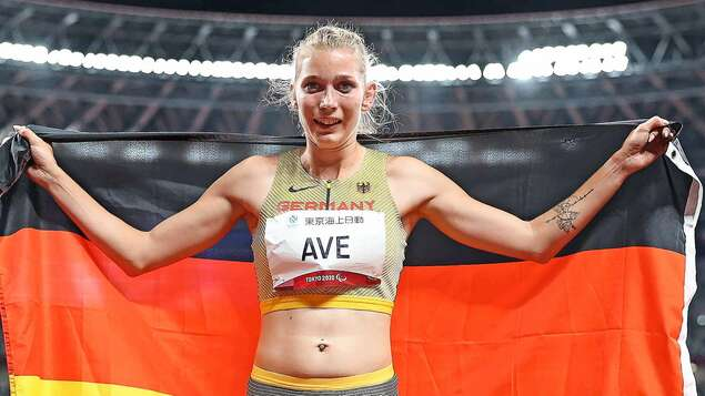 Paralympics Blog 2021: Lindy Ave wins fifth bronze for Germany - sport
