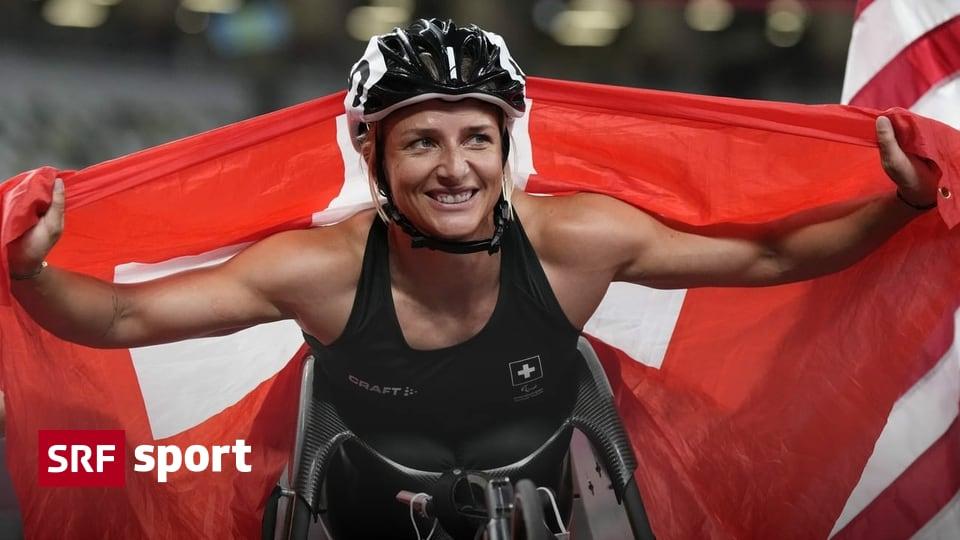 Paralympics in Tokyo - Swiss cheers: Cher wins medal, Debroner wins bronze - Sports