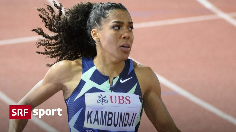 Paris Diamond League - Cambonge narrowly beat Del Ponte and finished fifth in the 100m - Sports