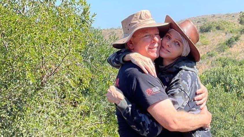 Princess Charlene embraces Prince Albert's divorce rumors