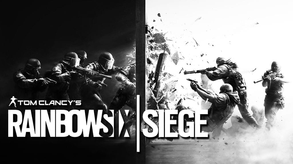Rainbow Six Siege in the PlayStation Open Series
