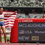 Sidney McLaughlin (USA) sets a world record for gold over 400 hurdles – Athletic Mix