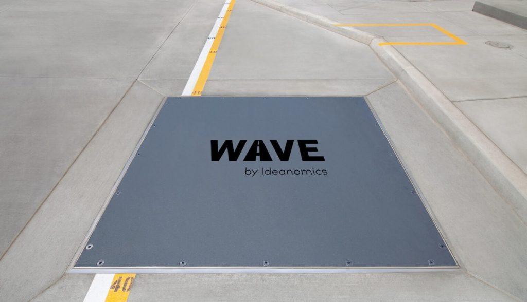 wave induktiv laden megawatt