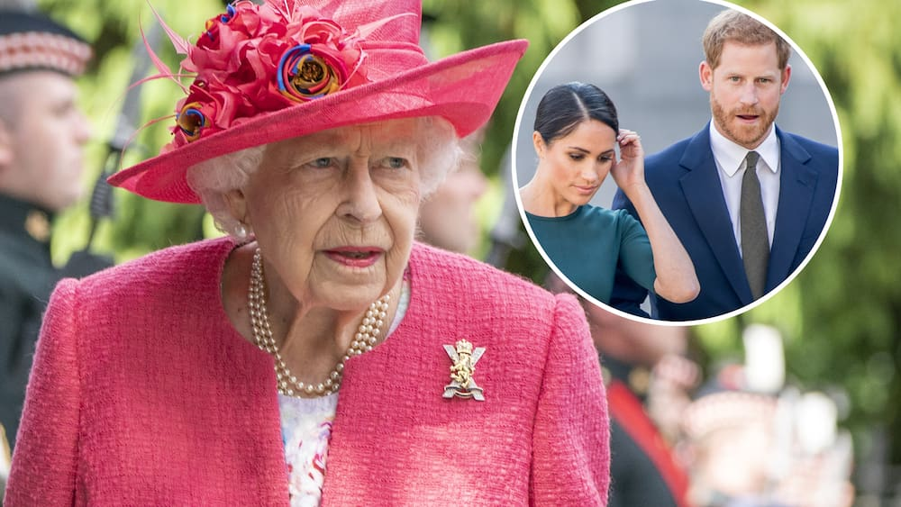 The Queen plans to take legal action against Harry and Meghan
