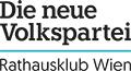 Die neue Volkspartei Wien Rathausklub . logo