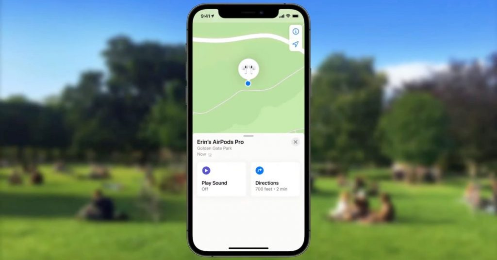 iOS 15 to associate AirPods with your Apple ID as part of Find My Network