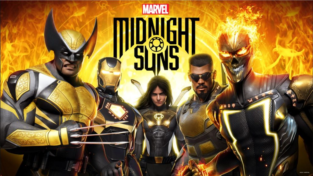 Marvel's Midnight Suns - The first game shows the tactical card-based combat system