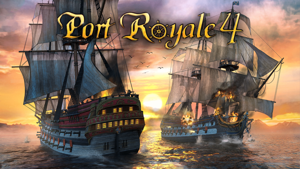 Port Royale 4 - Releases September 24th for Playstation 5 and Xbox Series X |  S.