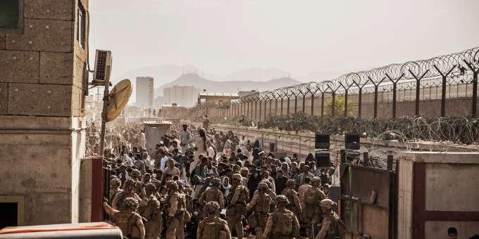 Afghanistan left behind