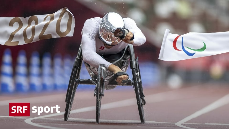 The last day of the Paralympics - two Swiss medals in the marathon: a hug gold, a silver for Char - sport