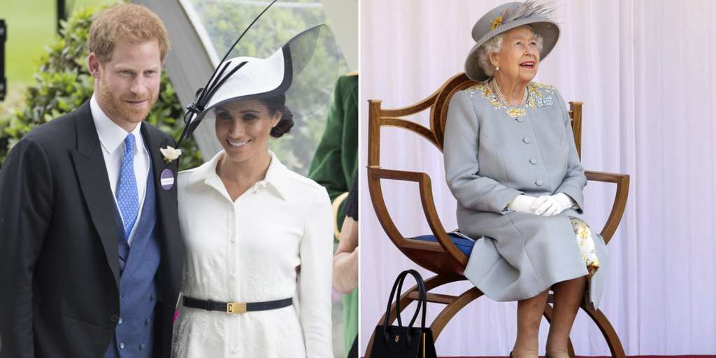 Meghan Markle and Harry want to visit the Queen - the palace is shocked!