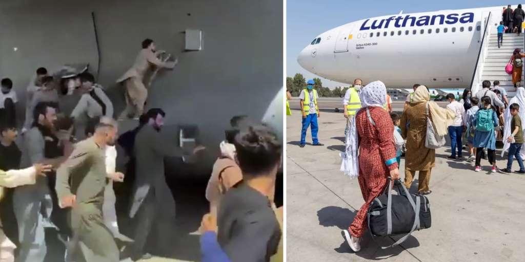 Unüberprüft an Bord - Deutschland evakuierte auch Kinderschänder