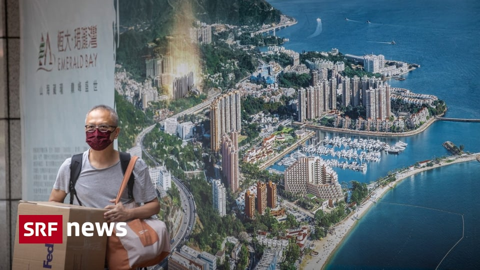 Imminent bankruptcy - Chinese real estate giant shaken - shock waves sweep the country - News