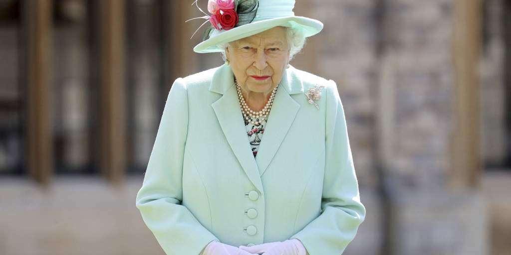 Queen Elizabeth II mourns her best friend