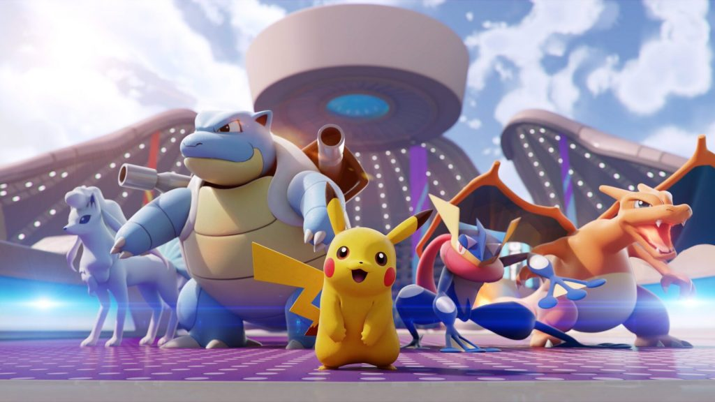 Pokémon Unite: Swiss Android players get nothing